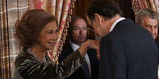 """Mariano Rajoy: """"Montoro es un magnífico ministro de Hacienda en momentos difíciles"""""""