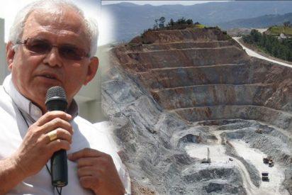 """Ramazzini: """"Las mineras sólo dejan migajas"""""""