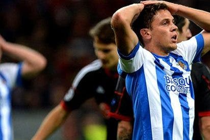 Chapions 2014: La Real Sociedad recibe el mazazo alemán en el descuento