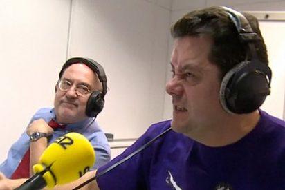 """Tomás Roncero: """"El Barça no juega nada y es más previsible que una película de la saga de Star Trek"""""""