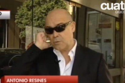 """Antonio Resines contra Montoro: """"En esta vida en el cine hay películas buenas y malas, ¡como los ministros!"""""""