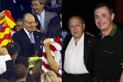 El nacionalismo toma a España por el pito del sereno: Jordi Pujol jr. pagó los silbatos para pitar al Rey en la Copa de 2009