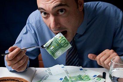 ¿Pueden cambiar algo unos presupuestos donde 1 de cada 3 € se los traga la Banca?
