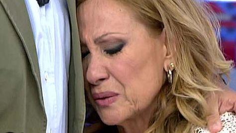 Rosa Benito es ingresada de urgencia e incluso se temió por su vida: ¿qué ha pasado? ¿volverá a la TV?
