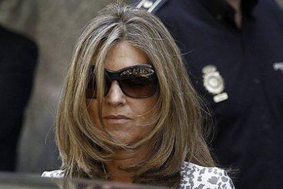 """Rosalía Iglesias: """"Estoy muy orgullosa, como siempre, de mi marido Luis Bárcenas"""""""