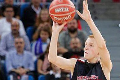 Josh Ruggles, un fenómeno de sólo 16 años, gana el concurso de triples de la ACB