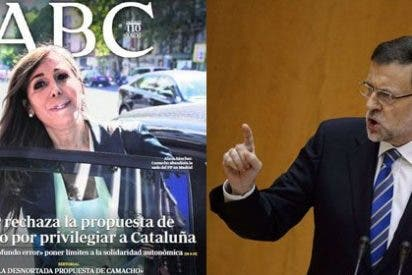 """ABC contra la """"desnortada"""" propuesta de Sánchez Camacho: """"Vulneraría la Constitución y alentaría más separatismo"""""""