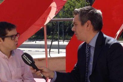 """Sergio Martín (Canal 24 Horas): """"En los primeros 15 minutos de la cobertura del accidente de Santiago nos faltaron reflejos"""""""