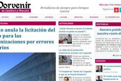 Castilla-La Mancha cuenta con un nuevo diario de información digital: El Porvenir