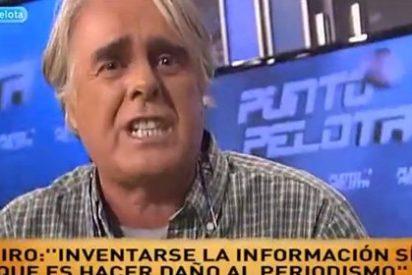 """Siro López: """"Estoy harto de escuchar que si somos el 'Sálvame', pero prefiero eso que silenciar información como el diario Marca"""""""