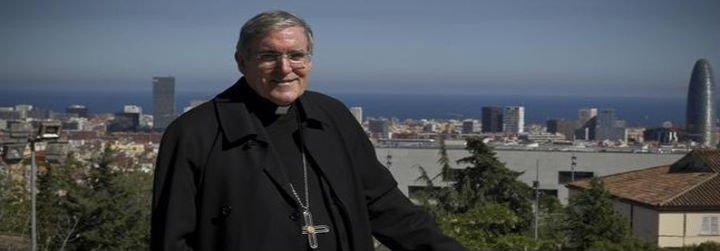 El cardenal de Barcelona pide perdón genéricamente por los errores cometidos por la Iglesia