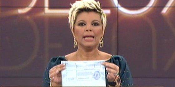 ¿Qué necesidad tenía Terelu Campos de hacer público el dinero que le han embargado a su ex, Pipi Estrada?