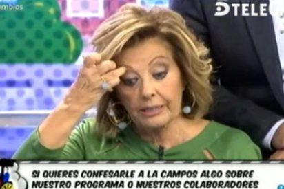 """Las misteriosas palabras de Mª Teresa Campos sobre la separación de su hija: """"Estoy contenta, Terelu va a ganar autoestima"""""""