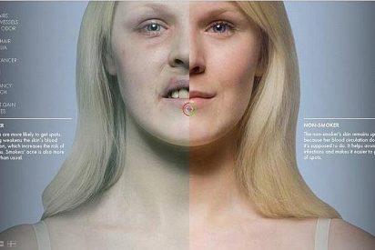 ¿Se atreve a ver en vivo y en directo el daño que le hace el tabaco a su cuerpo?
