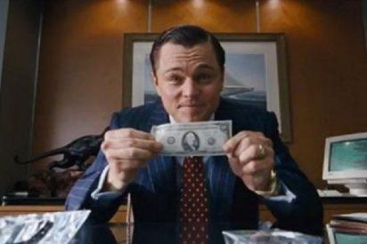 DiCaprio se construye todo un imperio y más en el nuevo tráiler de 'El lobo de Wall Street'