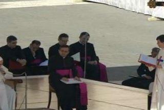 """Francisco: """"Es verdad, somos una Iglesia de pecadores"""""""