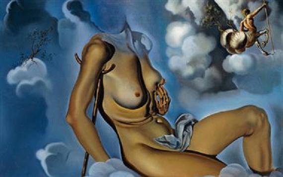 Muestra en el Museo Thyssen: Dalí, Breton, Miró o Tanguy, entre 'El surrealismo y el sueño'