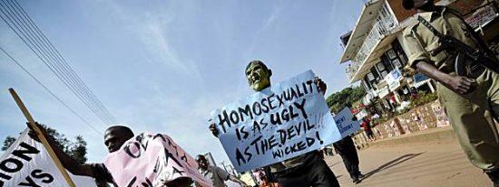 Un británico está a punto de pasarse 7 años en la cárcel en Uganda por ser gay