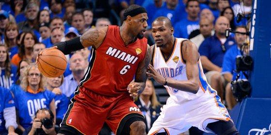 Villancico a ritmo NBA