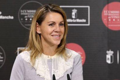 Cospedal anuncia que los viñedos de la región pasan a ser prioridad para la UE
