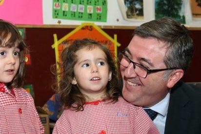 """Marín: """"Somos firmes defensores de la LOMCE porque persigue una educación de calidad"""""""