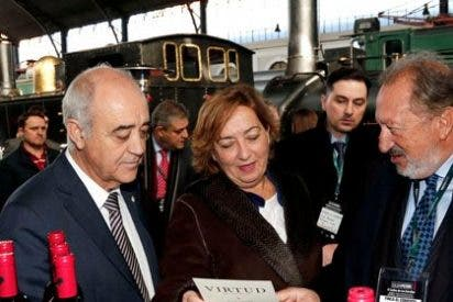 Soriano destaca el buen ritmo de las exportaciones de vino, que crecen un 15 por ciento