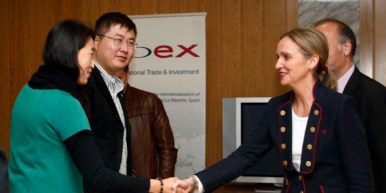 Las relaciones comerciales con China iniciadas por Cospedal comienzan a dar sus frutos