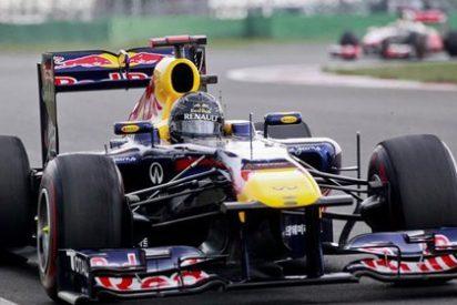 Vettel logra la 'Pole'