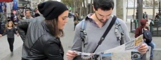 El vídeo de las francesas que soban penes en plena calle por una buena causa