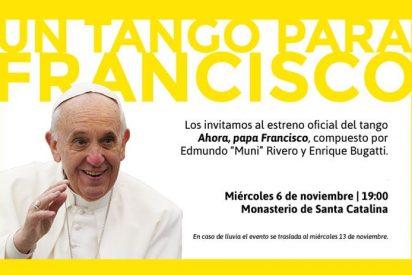 Un tango para el Papa