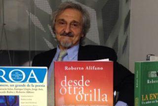 """Roberto Alifano: """"El Papa Francisco tiene la sabiduría de Borges"""""""
