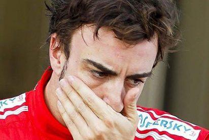Alonso pide perdón a Ferrari