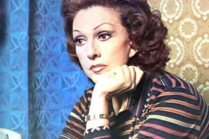 Fallece a los 88 años la actriz Amparo Rivelles, la gran dama del cine y del teatro español