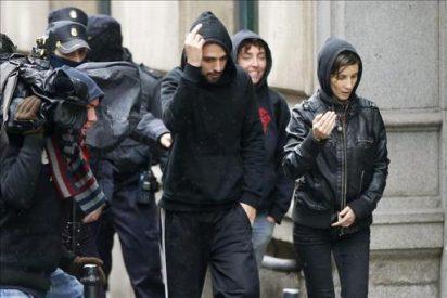 Prisión para dos de los cinco detenidos por la colocación de un artefacto en el Pilar