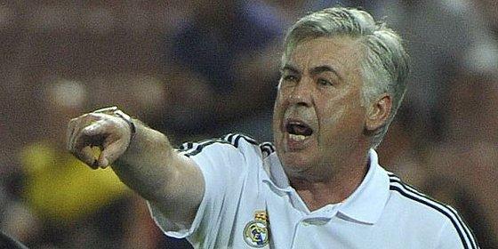 """Carlo Ancelotti: """"Hago una sentada si no dan el Balón de Oro a Cristiano Ronaldo"""""""