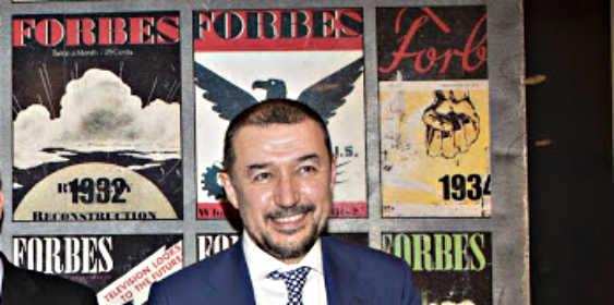 'Forbes' admite presiones de empresarios españoles para no salir en la lista de los más ricos