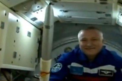 La Antorcha llega al espacio