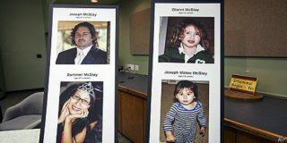 ¿Quién mató a la familia McStay hace tres años y no dejó ni rastro de ella?
