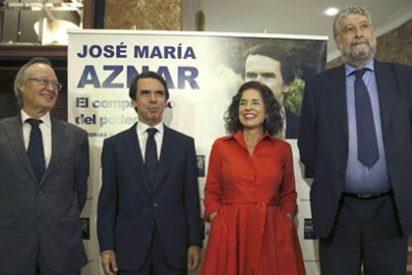 El Ejecutivo de Rajoy ningunea al 'patriota' Aznar y le da plantón