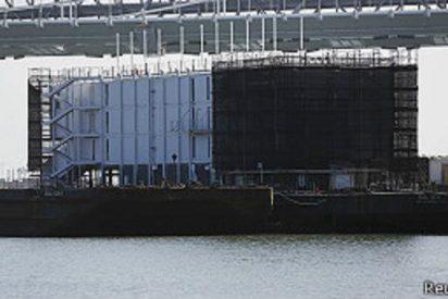 Google resuelve por fin el misterio de la barcaza de la bahía de San Francisco