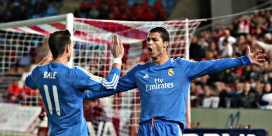 El Real Madrid también sabe ser demoledor sin Cristiano Ronaldo