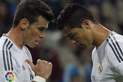 Cristiano Ronaldo y Bale forman la 'sociedad perfecta' de un invencible Real Madrid