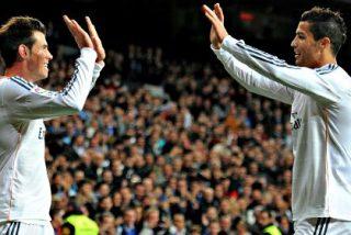 El tándem Gareth Bale y Cristiano Ronaldo, para evitar más sustos al Real Madrid