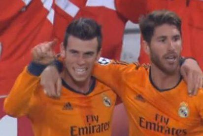 Cristiano Ronaldo y Bale dejan a tiro la clasificación del Madrid en Turín (2-2)