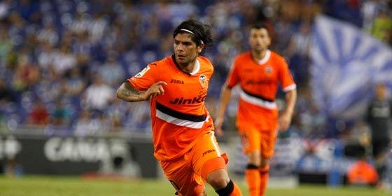 El Valencia pone en venta a Banega, Jonas y Guaita