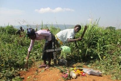 Día de Difuntos en Bangui