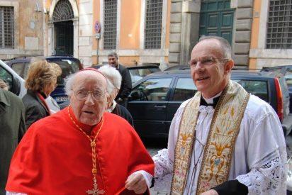 Fallece el cardenal Bartolucci