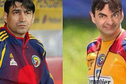 Excluído por comparar a su seleccionador con Mr. Bean