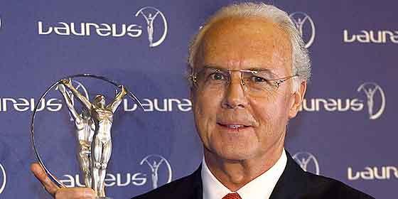 Beckenbauer critica el Balón de Oro