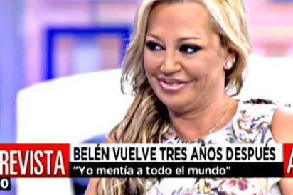 """Belén Esteban: """"No quiero vender más mi vida en forma de exclusivas"""""""